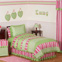 Olivia Twin/Full Bedding, Twin Bed Bedding | Girls Twin Bedding | ABaby.com