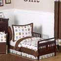 Night Owl Toddler Bedding, Toddler Bedding Sets For Boys | Toddler Bed Sets | ABaby.com
