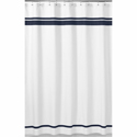 Pristine Hotel Shower Curtain, Kids Shower Curtains | Shower Curtain | ABaby.com