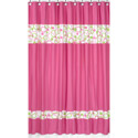 Circles Pink Shower Curtain, Kids Shower Curtains | Shower Curtain | ABaby.com