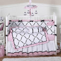Princess Crib Bedding Collection, Baby Girl Crib Bedding | Girl Crib Bedding Sets | ABaby.com