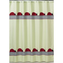 Ladybug Parade Shower Curtain, Butterfly Themed Nursery | Butterfly Bedding | ABaby.com