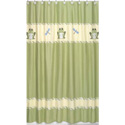 Leap Frog Shower Curtain, Ducky Nursery Decor | Ducky Wall Decals | ABaby.com