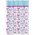 Spring Garden Shower Curtain, Kids Shower Curtains | Shower Curtain | ABaby.com