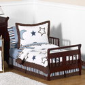 Starry Night Toddler Bedding, Toddler Bedding Sets For Boys | Toddler Bed Sets | ABaby.com