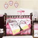 Songbird Crib Bedding Collection, Baby Girl Crib Bedding | Girl Crib Bedding Sets | ABaby.com