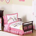 Songbird Toddler Bedding Collection, Girl Toddler Bedding Sets | Toddler Girl Bedding | ABaby.com