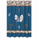 Surf Shower Curtain, Kids Shower Curtains | Shower Curtain | ABaby.com