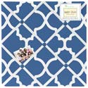 Trellis Memo Board, Kids Bedroom Decor | Clocks | Baby Picture Frames | ABaby.com