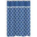 Trellis Shower Curtain, Kids Shower Curtains | Shower Curtain | ABaby.com