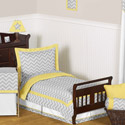 Zig Zag Toddler Bedding, Toddler Bedding Sets For Boys | Toddler Bed Sets | ABaby.com