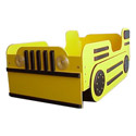 Bulldozer Toddler Bed, Toddler Beds | Portable Toddler Bed | ABaby.com