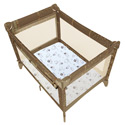 Safari Print Fitted Play Pen Sheet, Graco Pack n Play Sheets | Play Yard Poly Sheets