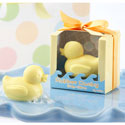 Rubber Ducky Soap (Set of 12), Shower Favors | Baby Shower Gift Ideas | ABaby.com