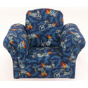 Choppers Upholstered Kids Chair, Kids Upholstered Chairs | Personalized Upholstered Chairs | ABaby.com