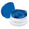 Deluxe Soft Potty Trainer &Step Stool, Potty Chairs | Baby Potty Chairs | Kids | ABaby.com