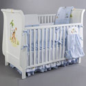 Baby On Safari Crib Set, Gender Neutral Baby Bedding | Neutral Crib Bedding | ABaby.com