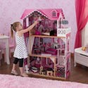 Amelia Doll House, Doll Houses | Playsets | Kids Doll Houses | ABaby.com