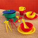 Asian Cuisine Cookware Set, Kids Play Kitchen Sets | Childrens Play Kitchens | ABaby.com