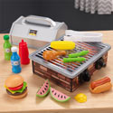 BBQ Set, Kids Play Kitchen Sets | Childrens Play Kitchens | ABaby.com