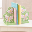 Butterfly Bookends, Butterfly Nursery Decor | Butterfly Wall Decals | ABaby.com