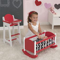 Darling Doll Furniture, Baby Doll House | Accessories | Doll Furnitutre Sets