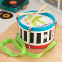 Lil' Symphony Drum, Musical Toys | Pianos For Kids | Kids Musical Instruments | ABaby.com