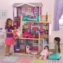 Elegant 18-Inch Doll Manor