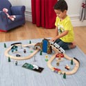 Euro Express Train Set, Train And Cars Themed Toys | Kids Toys | ABaby.com