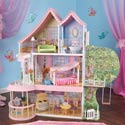 Fancy Nancy� Dollhouse, Doll Houses | Playsets | Kids Doll Houses | ABaby.com