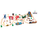 Farm Train Set, Creative Play | Creative Toddler Toys | ABaby.com