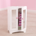 Lil Doll Armoire, Baby Doll House | Accessories | Doll Furnitutre Sets