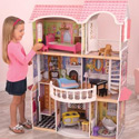 Magnolia Mansion, Doll Houses | Playsets | Kids Doll Houses | ABaby.com