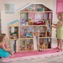 Majestic Mansion Dollhouse, Doll Houses | Playsets | Kids Doll Houses | ABaby.com