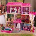 Once Upon a Time Dollhouse, Prince & Princess Nursery Decor | Baby Themes | Bedding