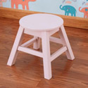 Petal Rounded Stool, Step Stools For Children | Kids Stools | Kids Step Stools | ABaby.com