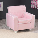 Pink Laguna Toddler Chair with Slip Cover , Kids Chairs | Personalized Kids Chairs | Comfy | ABaby.com