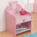 Princess Castle Side Table, Kids Night Tables | Toddler Night Stand | ABaby.com