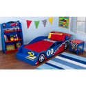 Race Car Toddler Furniture Set, Toddler Furniture Sets | Toddler Bedroom Sets | ABaby.com