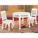Windsor Round Table and Chair Set, Children Table And Chair Sets | Toddler Table And Chairs | ABaby.com