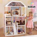 Savannah Dollhouse, Doll Houses | Playsets | Kids Doll Houses | ABaby.com