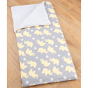 Elephant Sleeping Bag, African Safari Themed Bedding | Baby Bedding | ABaby.com