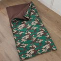 Kids Camo Sleeping Bag, African Safari Themed Bedding | Baby Bedding | ABaby.com