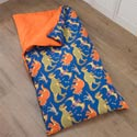 Dino Kids Sleeping Bag, Dinosaurs Themed Nursery | Dinosaurs Bedding | ABaby.com