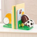 Sport Bookends, Baby Bookends | Childrens Bookends | Bookends For Kids | ABaby.com