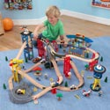 Super Highway Train Set, Creative Play | Creative Toddler Toys | ABaby.com
