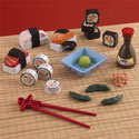 Sushi Dinner Set, Kids Play Kitchen Sets | Childrens Play Kitchens | ABaby.com