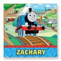 Personalized Thomas & Friends� Canvas Art, Train Nursery Decor | Train Wall Decals | ABaby.com