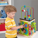 Triangle Bead Maze, Infant Toys | Toddler Toys | Infant Baby Toys | ABaby.com