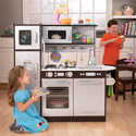 Uptown Espresso Kitchen, Kids Play Kitchen Sets | Childrens Play Kitchens | ABaby.com